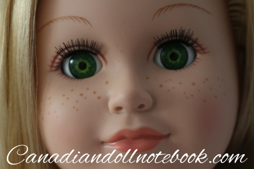 My Life doll face