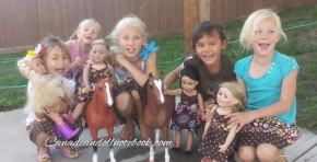 Welcome to Canadian DollNotebook!