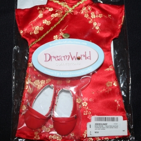 Review of Dream World Collection Doll Clothing