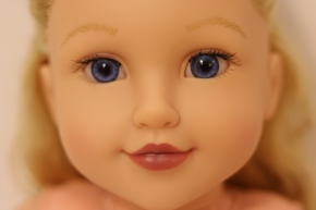 Review of Canada's Newberry Doll