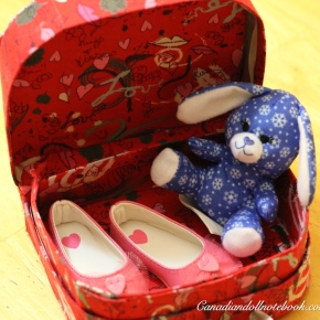 Doll Suitcase Tutorial