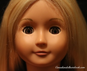 Review of Our Generation Hair Play doll