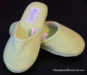 Review of Maplelea's Secord Slippers