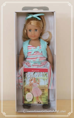Review of American Girl MiniDoll