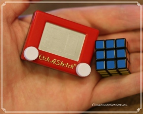 World's Smallest Toys are the perfect size!