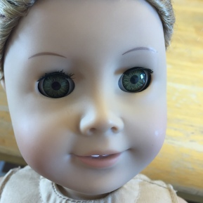 How to Fix Your Doll's Bent Eyelashes