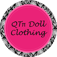 Canada's QTπ Doll Clothing on Etsy