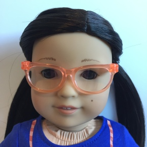 "Review of American Girl Doll Suzie ""Z"" Yang"