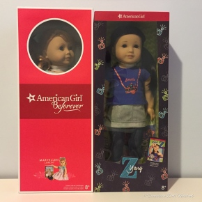 Review of the New American Girl Box